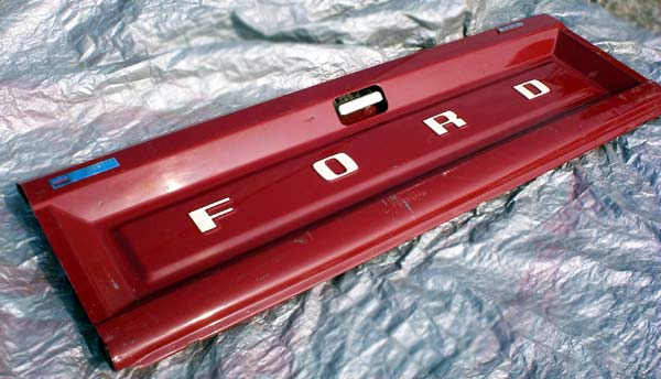 full size 1989 Ford tail gate