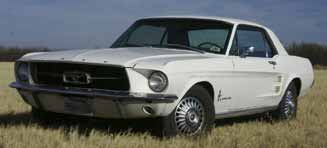 click this picture for a larger view of Ford Mustang coupe exterior