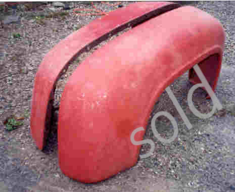 antique ford pickup truck used rear fenders Click the pictue to go to antique pickup truck grill